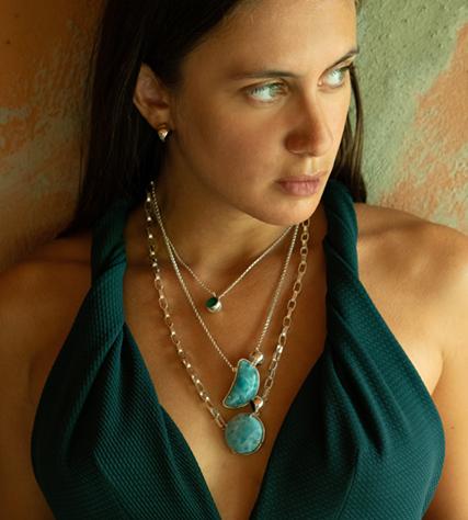 Monica Valera - smykkdesigner